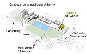 CampusMapISMB